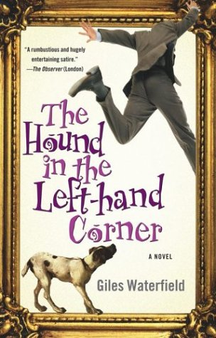 Left Hand Corner (The Hound in the Left-hand Corner: A Novel)