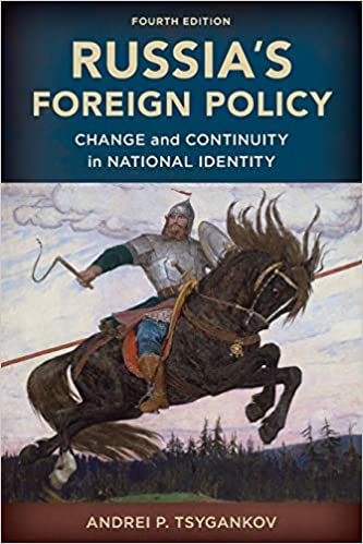 russia s foreign policy change and continuity in national identity