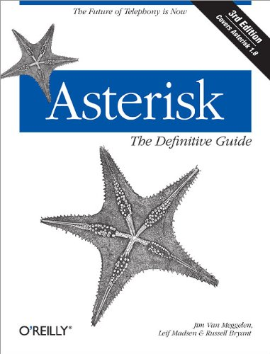 Asterisk: The Definitive Guide (Definitive Guides)
