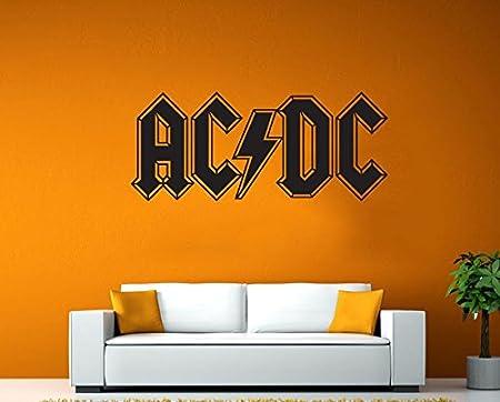 Große Ac Dc Acdc Küche Wohnzimmer Schlafzimmer Rock Art Wand Gratis