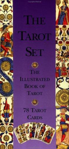 - The Tarot Set: The Illustrated Book of Tarot
