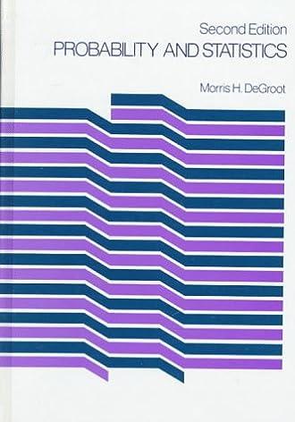probability and statistics amazon co uk morris h degroot rh amazon co uk Textbook Instructor Manuals Zumba Instructor Manual