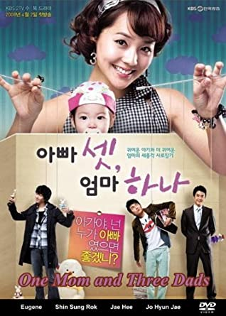 One Mom & Three Dads Korean Drama with English Subtilte: Amazon.it: Film e TV