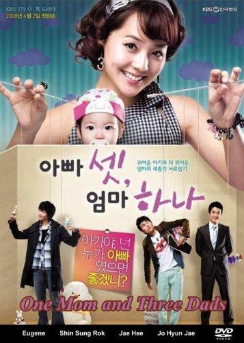 One Mom & Three Dads Korean Drama with English Subtilte