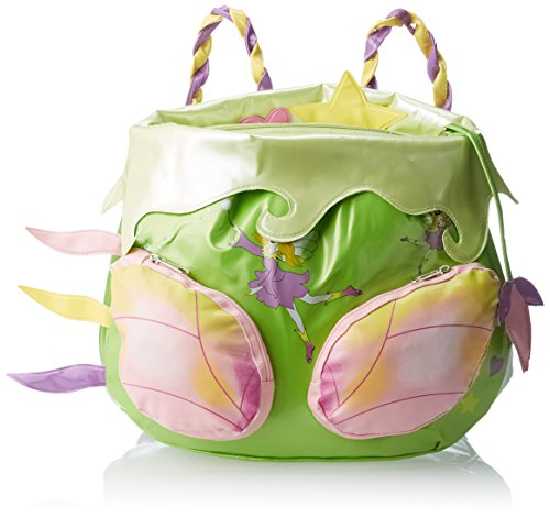 Kidorable  Fairy Backpack, Green, One Size (What Is 13 Year Anniversary Gift)