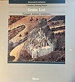 Genius Loci: Paesaggio, Ambiente, Architettura (Italian Edition)
