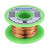 BNTECHGO 18 AWG Magnet Wire - Enameled Copper