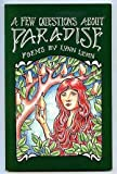 A Few Questions about Paradise, Lynn Levine, 0926147110