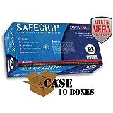 Microflex - SafeGrip Powder-Free Latex Exam - Case Size X-Large