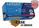 Microflex - SafeGrip Powder-Free Latex Exam - Case Size X-Large