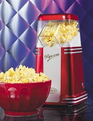Nostalgia Electrics RHP310 Retro Series Mini Hot Air Popcorn Popper from Emgee