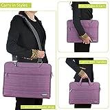 Laptop Shoulder Bag, 14-14.1 inch Laptop Case, Slim