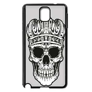 DIY Printed Skull hard plastic case skin cover For Samsung Galaxy Note 3 N7200 SN9V892520