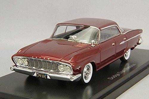 Dodge Dart Phoenix, metallic-dunkelrot, 1961, Modellauto, Fertigmodell, Neo 1:43