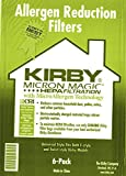 Amazon Price History for:Kirby Part#204808 / 204811 - Genuine Kirby Style F HEPA Filtration Vacuum Bags for Sentria Models - 6/Package, Sentria®, for units built on 2009 and later