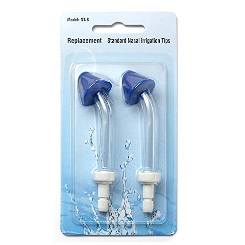 H2ofloss Cleaning Irrigation Tip For All Types Of H2ofloss Oral Irrigator(Package of 2)
