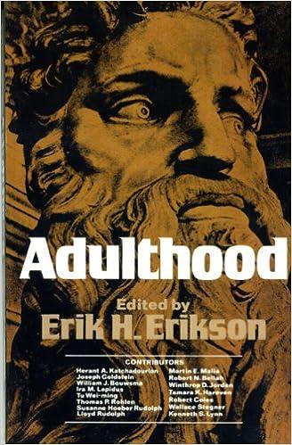 Amazoncom Adulthood Essays  Erik H Erikson Books Adulthood Essays By Erik H Erikson