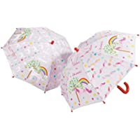 Floss & Rock FR36P2632 Colour Changing Umbrella, Unicorn