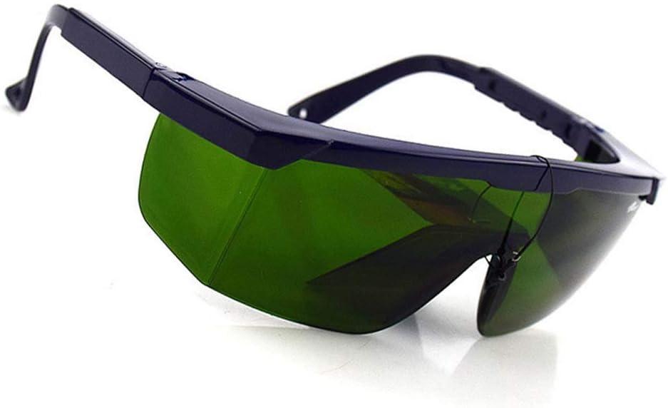LAIABOR Gafas de Soldadura con Lentes Policarbonatos Protección contra Impacto Soldadura, Laboral, Trabajo