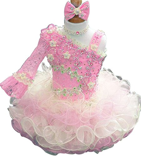 infant cupcake birthday dress - 9