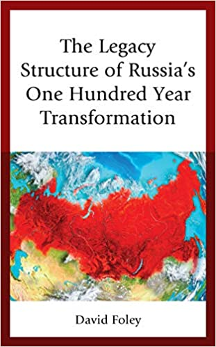 Buy The Legacy Structure of Russia s One Hundred Year Transformation Book  Online at Low Prices in India  93a3afc73da