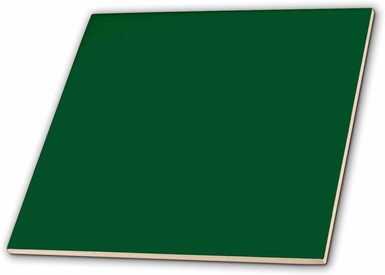 3dRose CT 30643//_ 1/Forest gr/ün Keramik Fliesen 10,2/cm