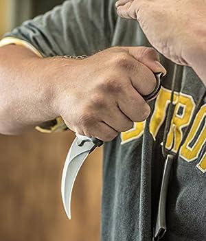 SE KFD359 Karambit/Hawkbill Style Full Tang 7.5 Inch Knife