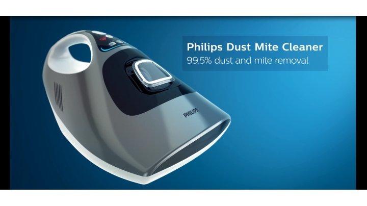Philips Dust Mite Handheld Vacuum