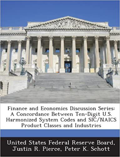 Finance and Economics Discussion Series: A Concordance Between Ten ...