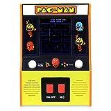 Basic Fun Arcade Classics - Pac-Man Color LCD Retro Mini Arcade Game