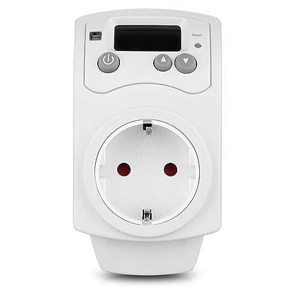 Enchufes BTSKY termostato-connettore interruptor térmico de ...