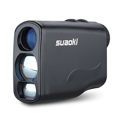 Review Suaoki Golf Laser Rangefinder with Fog ,Horizontal Distance, Height, Speed Measurement and Unique Distance Correction Function