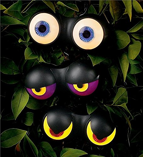 Peep n' Peepers Flashing Eyes Halloween Lights -