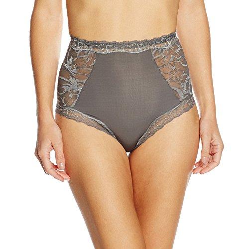 Triumph Magic Boost Highwaist Panty, Calzoncillos para Mujer gris
