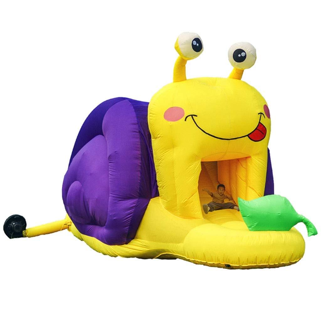 Daxiong Aufblasbare Schlossrutsche für Kinder Naughty Castle Indoor Small Kinderspielplatz Heimtrampolin  642286276cm