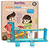 Smartivity Stop Drop Gravity Transporter stem, DIY, Educational, Learning, Building and Construction Toy