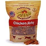 Farmland Traditions USA Made Chicken Jerky Dog Treats, 3 Lb.