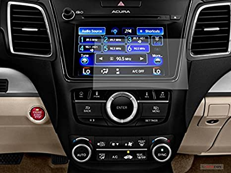 """Set of 2 2018 2019 Hyundai Tucson 8/"""" Infotainment Touch Screen Protector"""