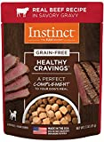 Nature's Variety Instinct Healthy Cravings Grain F...