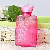 Classic Rubber Hot Water Bottle,Water hot water bottle,Powder