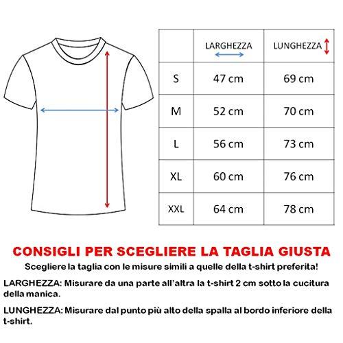 Maglietta shirt T Wixsoo Bianco Divertente Premium Laurea wvzUSE0qx