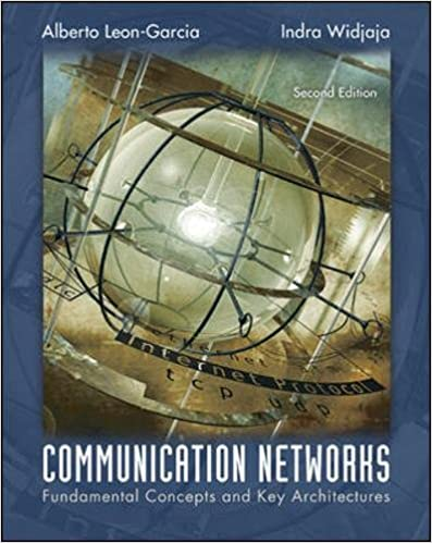 Leon Garcia Communication Networks Ebook