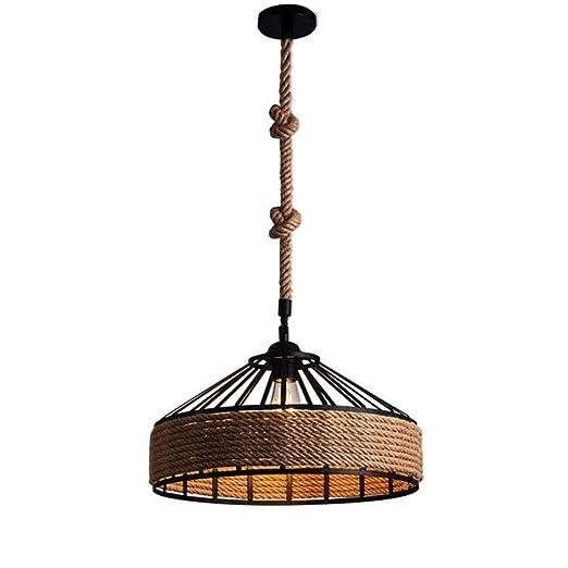 Diseño De Techo Industrial Araña Hueco Vintage Lámpara xWredoCB
