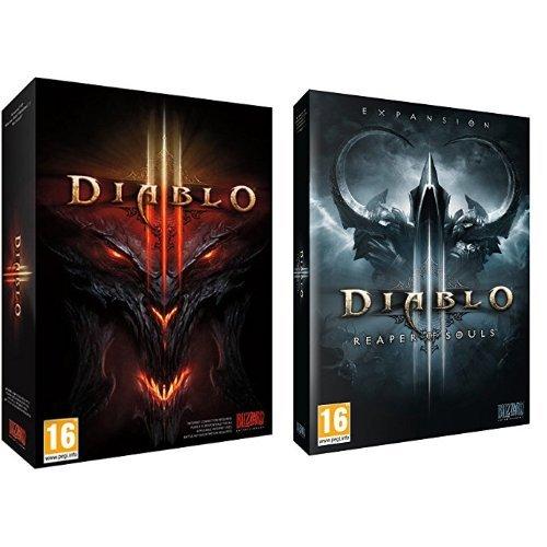 Diablo III + Diablo 3: Reaper of Souls. Standard Edition