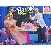 Barbie Birthday Sorpresa Party Time Playset (1992 Arcotoys, Mattel)