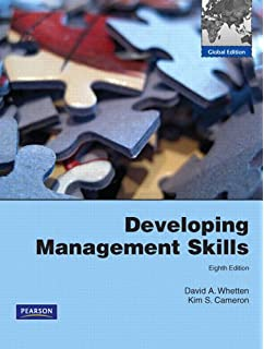 Developing management skills, global edition e-bok david a.
