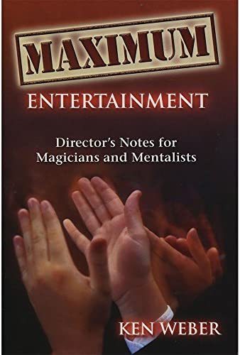 Image result for Maximum Entertainment by Ken Weber