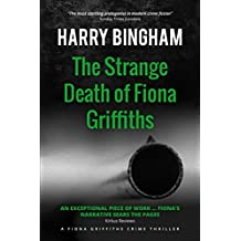 The Strange Death of Fiona Griffiths (Fiona Griffiths Crime Thriller Series) (Volume 3)