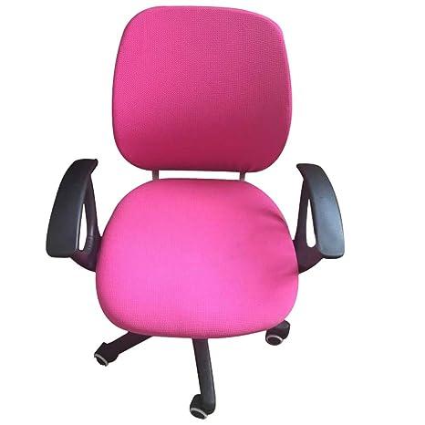 Amazon.com: Frifer Split - Funda para silla de oficina, 2 ...