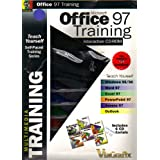 MICROSOFT OFFICE 97 TRAINING 6-PACK--TEACH YOURSELF WINDOWS 95/98 INTRODUCTION, 97 WORD INTRODUCTION , EXCEL 97 INTRODUCTION, POWERPOINT 97 INTRODUCTION, ACCESS 97 INTRODUCTION & SCHEDULING WITH OUTLOOK 97